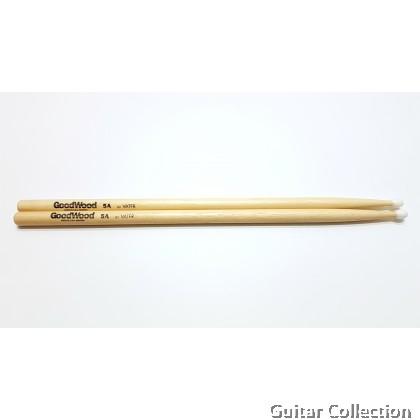 Vater GW5AN Goodwood Drumsticks Hickory Nylon Tip (1 Pair)