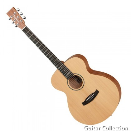 Tanglewood TWR2 O LH Roadster Tanglewood Orchestra Size, Cedar Top, Mahogany Back and Sides, Natural Open Pore Finish/Lefty | (FREE STRINGS, PICKS, PICKHOLDER, STRAP & BAG)