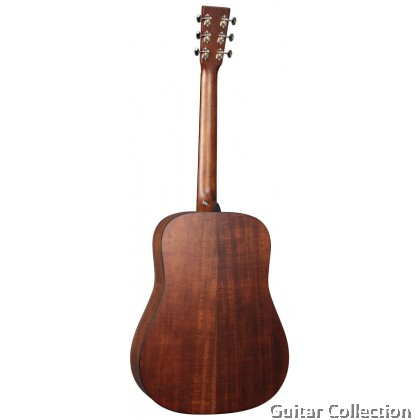 Martin D-16E Mahogany Acoustic-Electric Guitar Sitka Gloss Spruce Top With Fishman® Matrix VT Enhance Preamp & Case