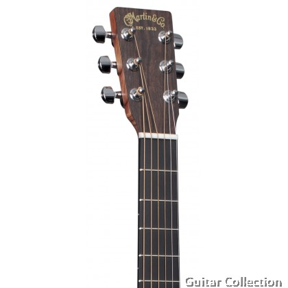 Martin LX1E Little Martin X series Solid Sitka Spruce Top Acoustic-Electric Guitar with Fishman® Sonitone Preamp, GigBag
